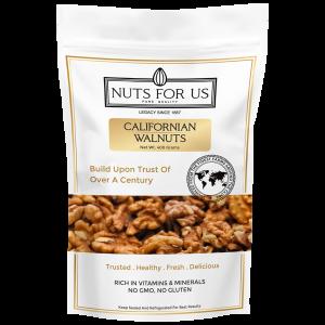 Californian Walnuts | Nutsforus