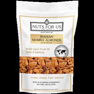 Iranian Mamra Almonds   Nutsforus