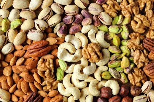 History of Nuts