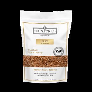 Flax Seeds | Nutsforus